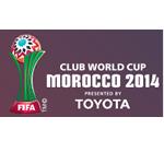 Эмблема (логотип) турнира: Клубный чемпионат мира 2014. Logo: FIFA Club World Cup