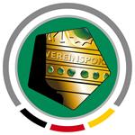 Эмблема (логотип) турнира: Кубок Германии 2015/16. Logo: DFB-Pokal