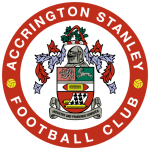 Эмблема (логотип): Футбольный клуб «Аккрингтон Стэнли» Аккрингтон. Logo: Accrington Stanley Football Club