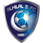 Эмблема (логотип): Футбольный клуб «Аль-Хиляль» Эр-Рияд. Logo: Al-Hilal Saudi Football Club