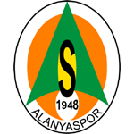 Эмблема (логотип): Футбольный клуб «Аланьяспор» Аланья. Logo: Football Club Alanyaspor Alanya