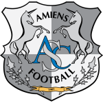 Эмблема (логотип): Спортивный клуб «Амьен». Logo: Amiens Sporting Club
