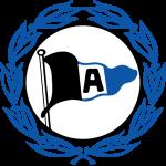 Эмблема (логотип): Футбольный клуб «Арминия» Билефельд. Logo: Deutscher Sport-Club Arminia Bielefeld