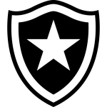 Эмблема (логотип): Футбольный клуб «Ботафого» Рио-де-Жанейро. Logo: Botafogo de Futebol e Regatas