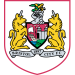 Эмблема (логотип): Футбольный клуб «Бристоль Сити» Бристоль. Logo: Bristol City Football Club