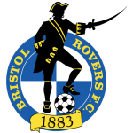 Эмблема (логотип): Футбольный клуб «Бристоль Роверс» Бристоль. Logo: Bristol Rovers Football Club