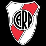 Эмблема (логотип): Футбольный клуб «Ривер Плейт» Буэнос-Айрес. Logo: Club Atlético River Plate