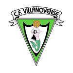 Эмблема (логотип): Футбольный клуб «Вильяновенсе» Вильянуэва-де-ла-Серена. Logo: Club de Fútbol Villanovense