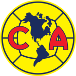 Эмблема (логотип): Футбольный клуб «Америка» Мехико. Logo: Club de Fútbol América S.A. de C.V.