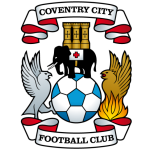 Эмблема (логотип): Футбольный клуб «Ковентри Сити» Ковентри. Logo: Coventry City Football Club