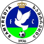 Эмблема (логотип): Футбольный клуб «Самтредиа». Logo: Football Club Samtredia