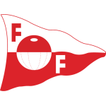 Эмблема (логотип): Футбольный клуб «Фредрикстад». Logo: Fredrikstad Fotballklubb