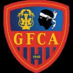 Эмблема (логотип): Футбольный клуб «Газелек Аяччо» Аяччо. Logo: Gazélec Football Club Ajaccio