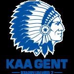 Эмблема (логотип): Футбольный клуб «Гент». Logo: Koninklijke Atletiek Associatie Gent