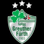 Эмблема (логотип): Футбольный клуб «Гройтер Фюрт» Фюрт. Logo: Spielvereinigung Greuther Fürth e. V.