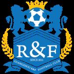 Эмблема (логотип): Футбольный клуб «Гуанчжоу Р&Ф» Гуанчжоу. Logo: Guangzhou R&F Football Club