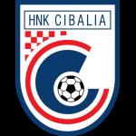 Эмблема (логотип): Футбольный клуб «Цибалия» Винковцы. Logo: Hrvatski nogometni klub Cibalia