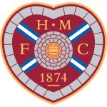 Эмблема (логотип): Футбольный клуб «Харт оф Мидлотиан» Эдинбург. Logo: Heart of Midlothian Football Club