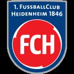 Эмблема (логотип): Футбольный клуб «Хайденхайм» Хайденхайм-на-Бренце. Logo: