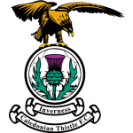 Эмблема (логотип): Футбольный клуб «Инвернесс Каледониан Тисл» Инвернесс. Logo: Inverness Caledonian Thistle Football Club