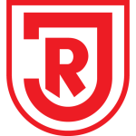 Эмблема (логотип): Футбольный клуб «Ян» Регенсбург. Logo: Sport- und Schwimmverein Jahn 2000 Regensburg e. V