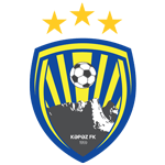 Эмблема (логотип): Футбольный клуб «Кяпаз» Гянджа. Logo: Kapaz Professional Football Club