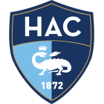 Эмблема (логотип): Футбольный клуб «Гавр». Logo: Havre Athletic Club