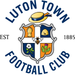 Эмблема (логотип): Футбольный клуб «Лутон Таун» Лутон. Logo: Luton Town Football Club