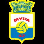 Эмблема (логотип): Футбольный клуб «МЮПА» Коувола. Logo: Myllykosken Pallo −47