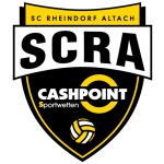 Эмблема (логотип): Спортивный клуб «Райндорф Альтах» Альтах. Logo: Sportclub Rheindorf Altach