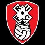 Эмблема (логотип): Футбольный клуб «Ротерем Юнайтед» Ротерем. Logo: Rotherham United Football Club