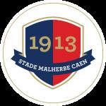 Эмблема (логотип): Футбольный клуб «Кан». Logo: Stade Malherbe Caen Calvados