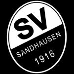 Эмблема (логотип): Футбольный клуб «Зандхаузен». Logo: Sportverein 1916 Sandhausen e.V.