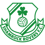 Эмблема (логотип): Футбольный клуб «Шемрок Роверс» Дублин. Logo: Shamrock Rovers Football Club