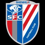 Эмблема (логотип): Футбольный клуб «Шанхай Шэньхуа» Шанхай. Logo: Shanghai Greenland Shenhua Football Club