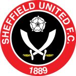 Эмблема (логотип): Футбольный клуб «Шеффилд Юнайтед» Шеффилд. Logo: Sheffield United Football Club