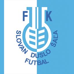 Эмблема (логотип): Футбольный клуб «Слован Дусло» Шаля. Logo: Football Club Slovan Duslo Šaľa