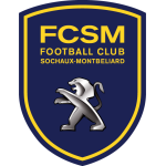 Эмблема (логотип): Футбольный клуб «Сошо» Монбельяр. Logo: Football Club Sochaux-Montbéliard