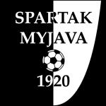 Эмблема (логотип): Футбольный клуб «Спартак» Миява. Logo: Spartak Myjava a.s.