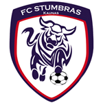 Эмблема (логотип): Футбольный клуб «Стумбрас» Каунас. Logo: Football Club Stumbras Kaunas