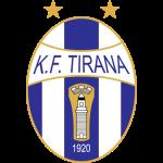 Эмблема (логотип): Футбольный клуб «Тирана». Logo: Klubi i Futbollit Tirana