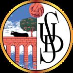 Эмблема (логотип): Футбольный клуб «Саламанка». Logo: Unión Deportiva Salamanca, S.A.D.