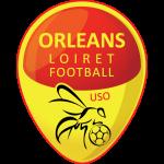 Эмблема (логотип): Футбольный клуб «Орлеан». Logo: Union Sportive Orléans Loiret Football
