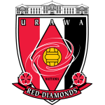 Эмблема (логотип): Футбольный клуб «Урава Ред Даймондс» Сайтама. Logo: Urawa Red Diamonds