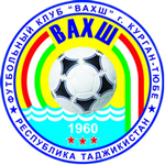 Эмблема (логотип): Футбольный клуб «Вахш» Курган-Тюбе. Logo: Football Club Vakhsh Qurghonteppa