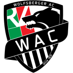 Эмблема (логотип): Футбольный клуб «Вольфсберг». Logo: Wolfsberger Athletik Club