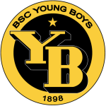 Эмблема (логотип): Спортивный клуб Берна Янг Бойз II. Logo: Berner Sport Club Young Boys II