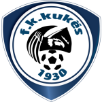 Эмблема (логотип): Футбольный клуб Кукеси. Logo: Futboll Klub Kukësi