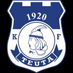 Эмблема (логотип): Футбольный клуб Теута Дуррес. Logo: Klub Futbolli Teuta Durrës