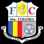 Эмблема (логотип): Футбольный клуб Санта-Колома. Logo: Futbol Club Santa Coloma